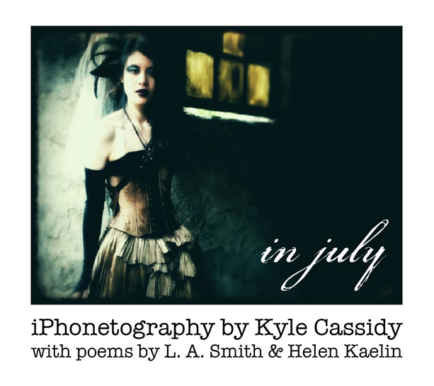 http://www.kylecassidy.com/lj/2010/heartless-iphonetography-v1.pdf Jul 10, 2010 Kyle Cassidy // Heartless Revival In July: iPhonetography by Kyle Cassidy with poems by L.A Smith & Helen Kaelin