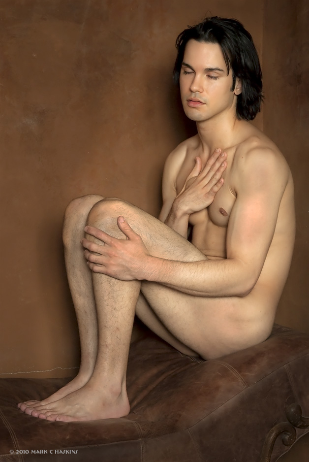 Male model photo shoot of Mark C Haskins