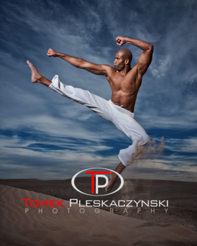 Male model photo shoot of Tomek