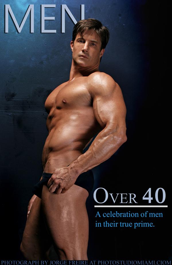 The Studio Jul 14, 2010 Photo Studio Miami Model: JAMES - Men Over 40 book Project