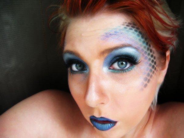 Jul 15, 2010 staceybrennan Dramatic fairy makeup