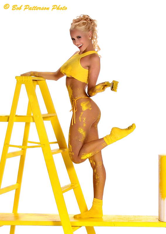 Jul 15, 2010 Bob Patterson Yellow girl - Kristy Ann