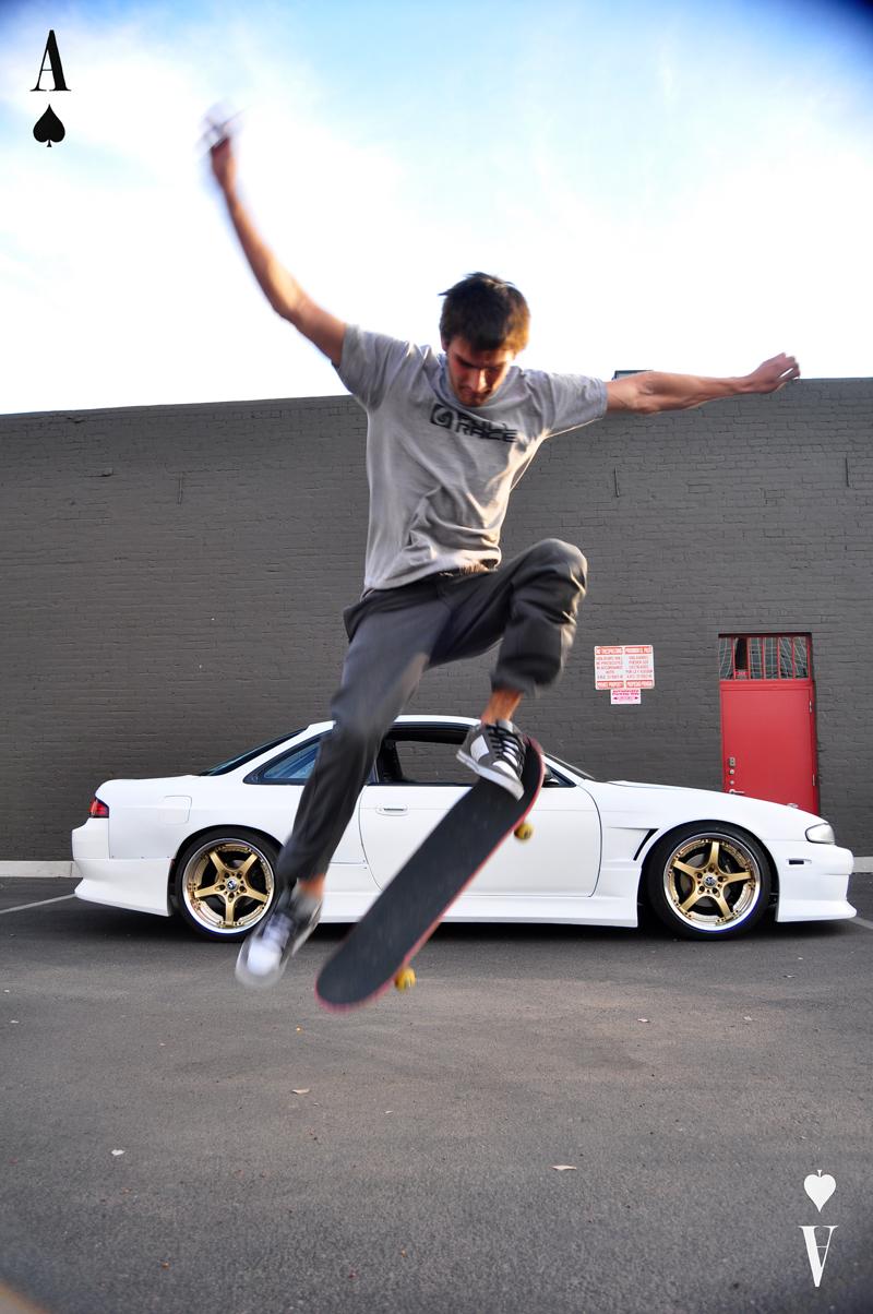 Male model photo shoot of Brad Lim