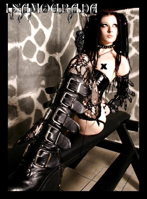 Female model photo shoot of Inamourada by Bob Pomeroy