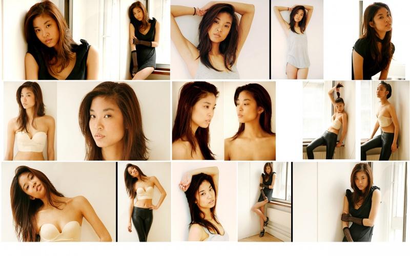 Female model photo shoot of Angie_Wong