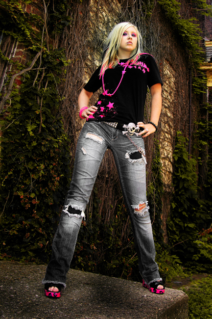 Lafayette, IN Jul 18, 2010 Mark Ailor Bleeding Star Clothing
