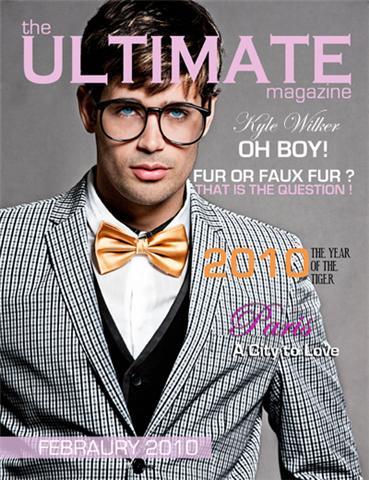 Boston, MA. Jul 18, 2010 Erik Garcia The Ultimate Magazine. Feb`10, cover.