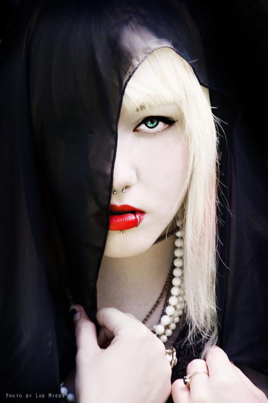 Female model photo shoot of Dolly Daze by Madness Inspiring Image in London Psychiatric Hospital