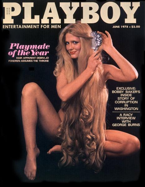Las Vegas, Nevada Jul 21, 2010 PEI (Playboy Enterprises International) Debra Jo Fondren, Playboy Magazine, Playmate Of The Year cover.