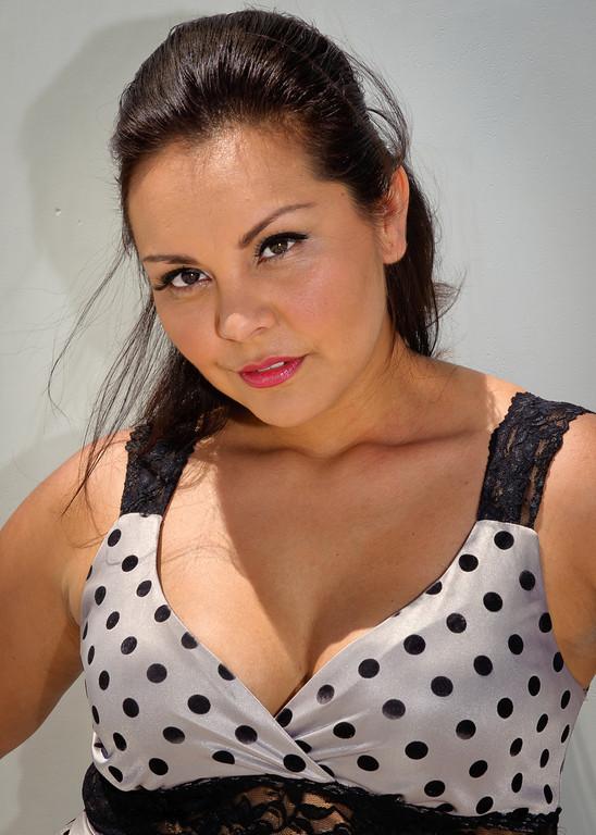 Male and Female model photo shoot of DallasDigital and Sara Serrano, makeup by C Johnson Makeup-NM