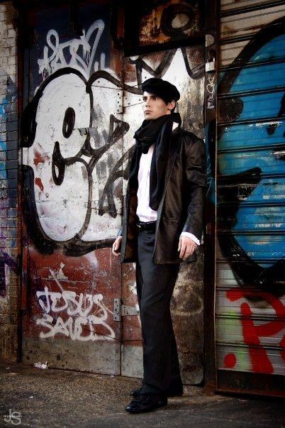 Male model photo shoot of Chris 203