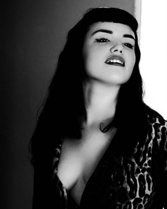 Jul 21, 2010 sweet perfections photography Teaser from Bettie Page shoot