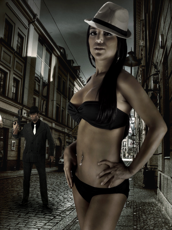 H-town Jul 22, 2010 Rey bella mafia (cause im italian) ;)