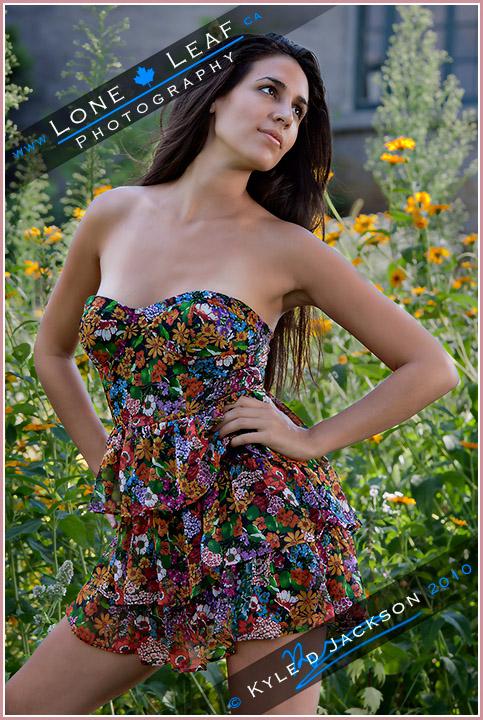 Jul 23, 2010 Flower Girl~