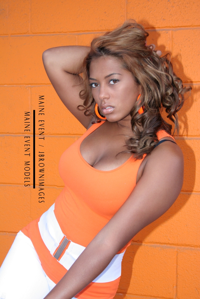 Male and Female model photo shoot of MaineEventLive and Brittney_J in Albany, NY