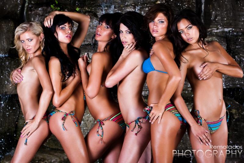 Jul 23, 2010 Rich Remolador Photography Anya, Ulyana, Irene, Niki, Anastasia, Celine
