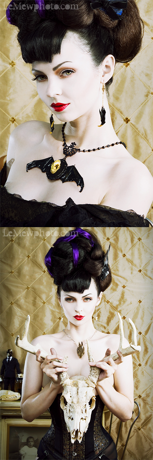 Jul 25, 2010 Taxidermy Accessories © Loved To Death ALL RIGHTS RESERVED