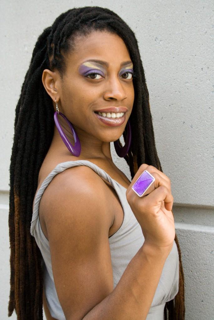 Female model photo shoot of Tameyla Lancaster