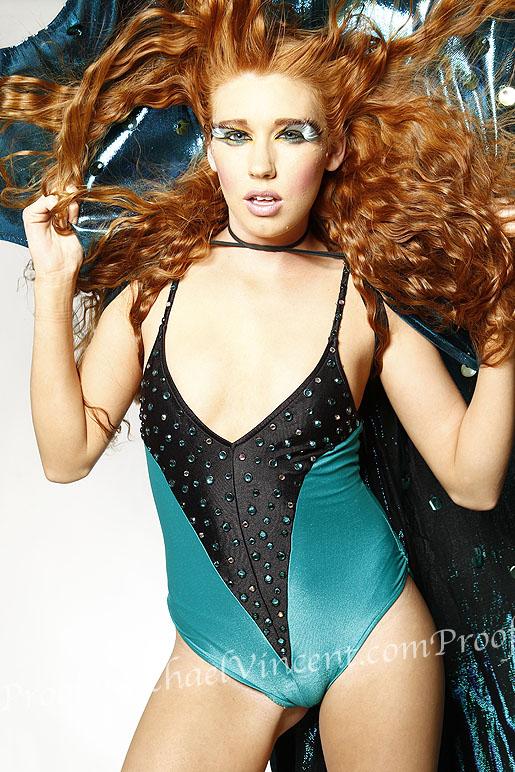 Jul 27, 2010 High Fashion mermaid Christine Dolce on make up.. You ROCK GIRL!! :)