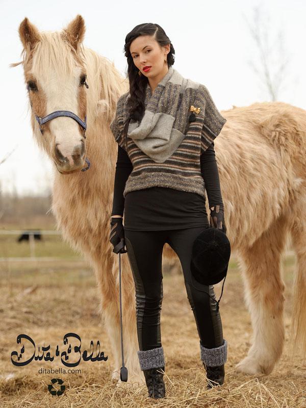 Female model photo shoot of Amenda Bera, clothing designed by Dita & Bella
