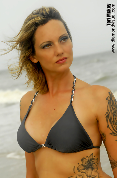 Female model photo shoot of Terra Gwaltney in Huntington Beach SC