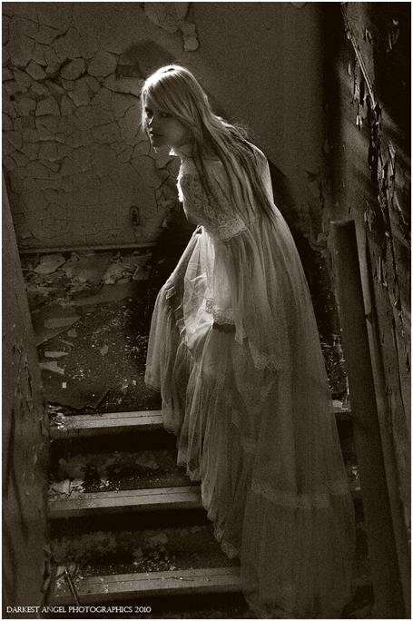 Abandoned Asylum Jul 28, 2010 Darkest Angel Photographics The Haunting