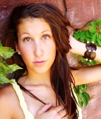 Female model photo shoot of Raphaelle Antoun in Golden, CO