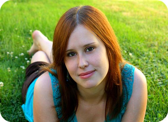 My backyard Jul 28, 2010 Cory Hendrickson Me :)