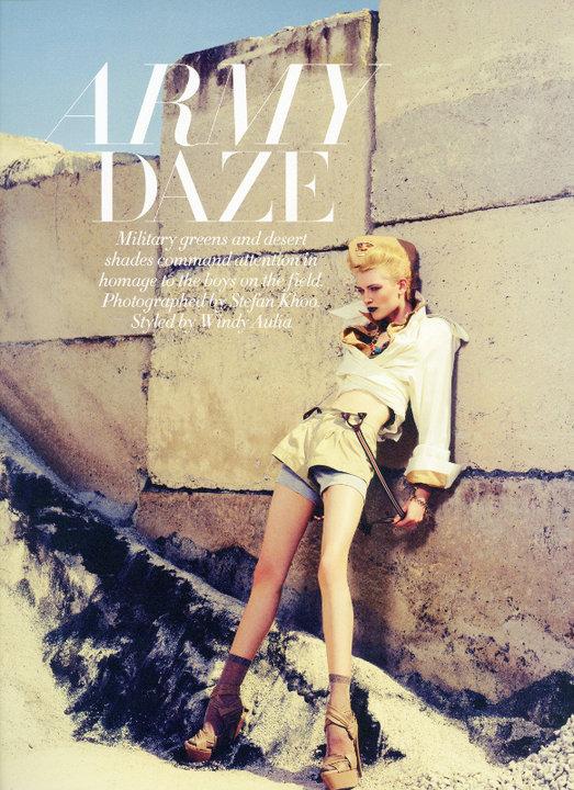 Jul 29, 2010 Harpers Bazaar