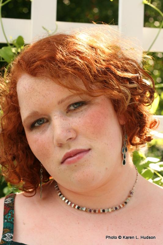 Female model photo shoot of Karen L Hudson