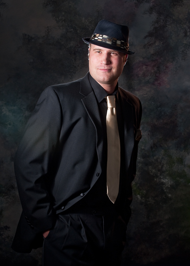 Male model photo shoot of Jeffrey Ryan Marvel