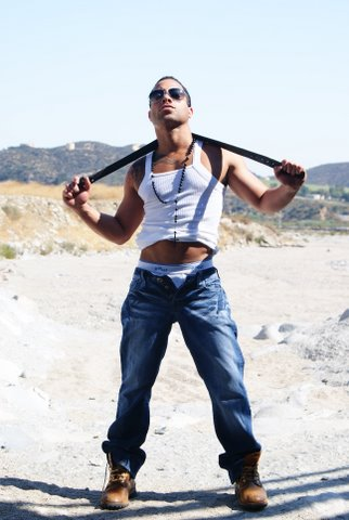 Male model photo shoot of D Phoenix by jmlphotos3 in Rancho Cucamonga