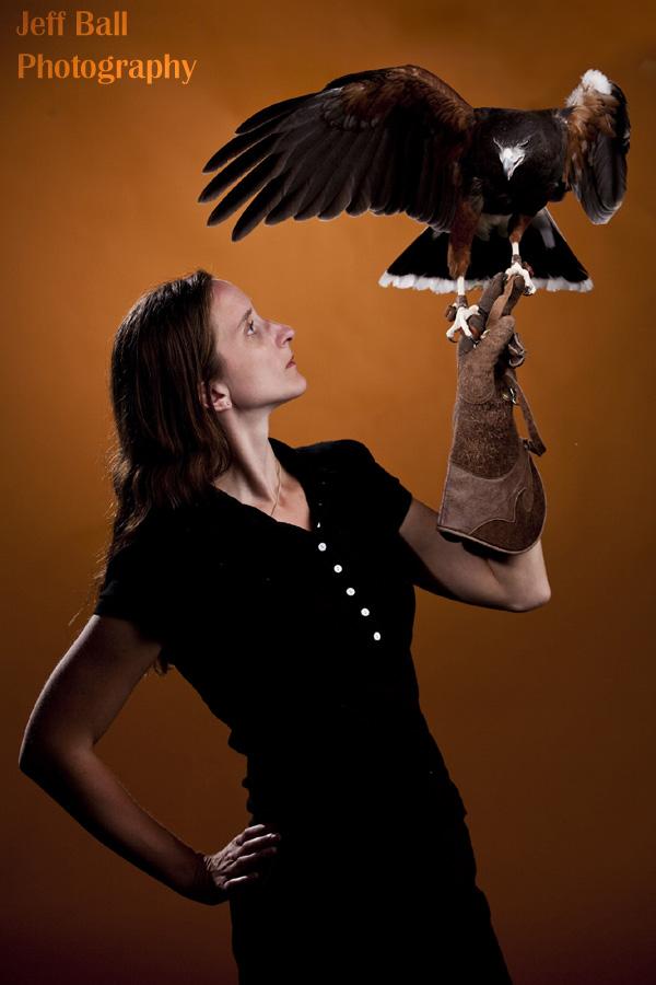 Female model photo shoot of Hawk and Model in Ventura, California
