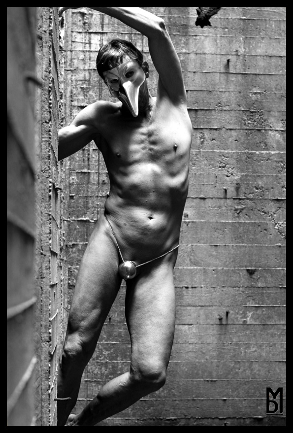 Male model photo shoot of Marco Voet in Mechelen