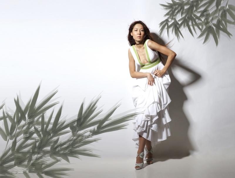Female model photo shoot of Nadya Lam