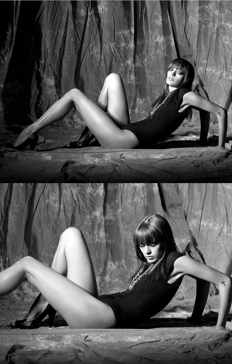 Female model photo shoot of KVP