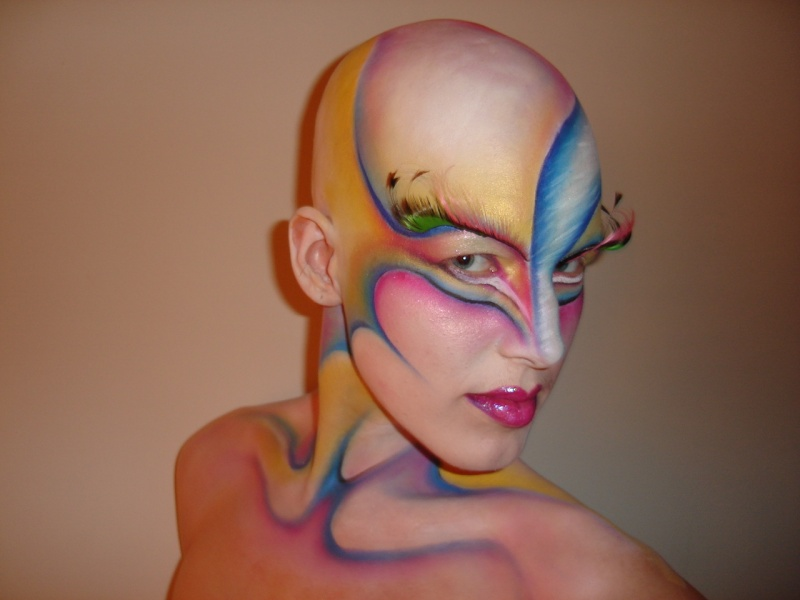 Aug 03, 2010 2010 MAC Cosmetics/Cirque du Soleil Collaboration