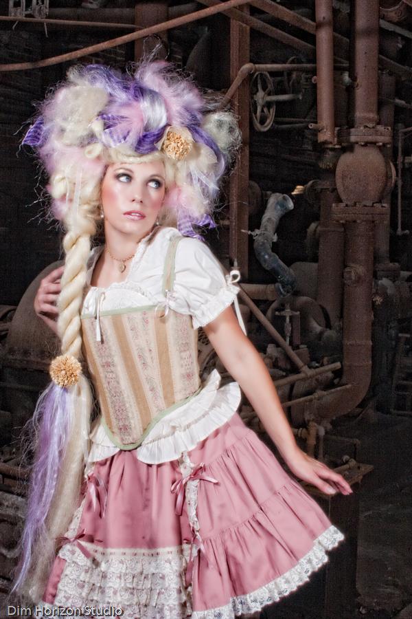 Sloss Furnaces Aug 03, 2010 Dim Horizon Studios Rapunzel Lotlita