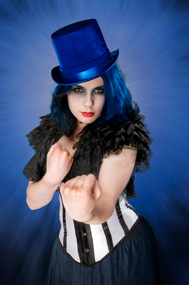 Female model photo shoot of Ms Blue Ruin by James Brophy in Dublin