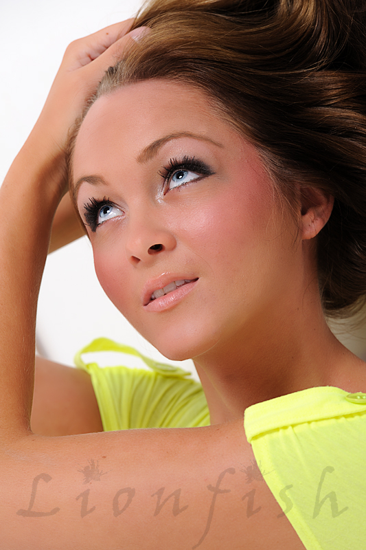 Female model photo shoot of Felisha St Lawrence by Lionfish Photography in Lionfish Photography, makeup by JayleneMarie Make up
