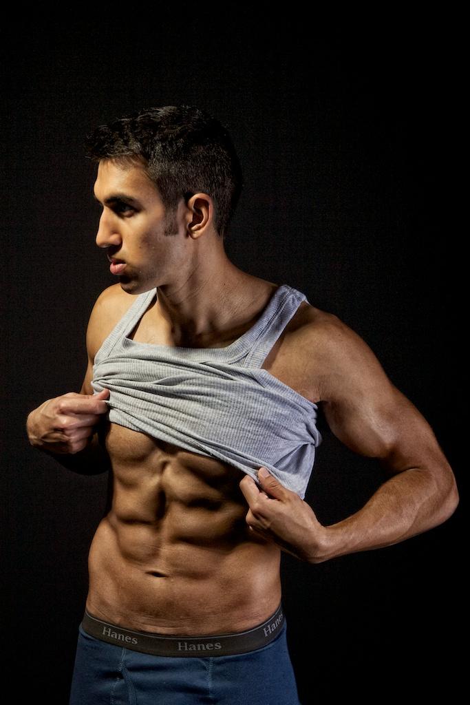 Male model photo shoot of Dmitry Zaltsman in St. Louis