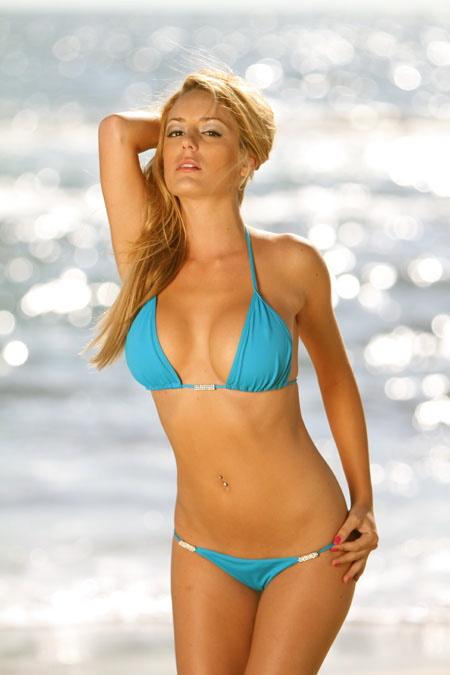 Female model photo shoot of Miss Danya D by Drew Santos  in Laguna Beach