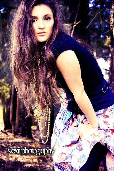 Sydney Aug 06, 2010 Slexii Photography & Miss Zara Park Shoot Vintage!