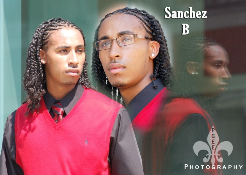 Male model photo shoot of Sanchez B by PGEE Photography