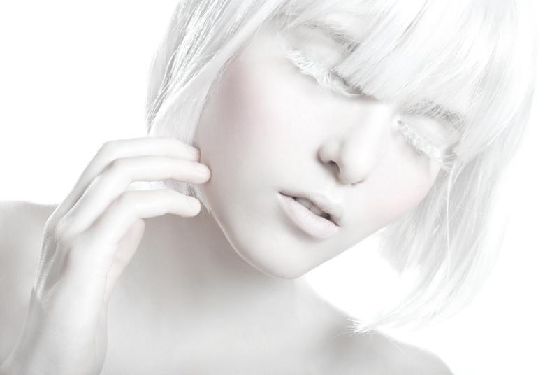 Female model photo shoot of Mademoiselle k by Valerie Lefebvre, hair styled by ValerieLefebvre MUAHair