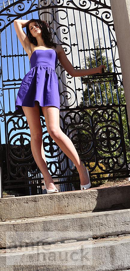 Female model photo shoot of Amie Hauck