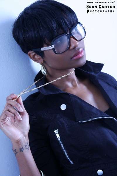 Female model photo shoot of Ash Catchum by Sean Carter Photography