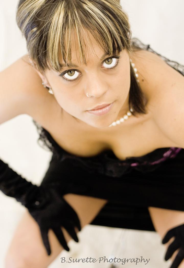 Female model photo shoot of B.Surette in Alberta