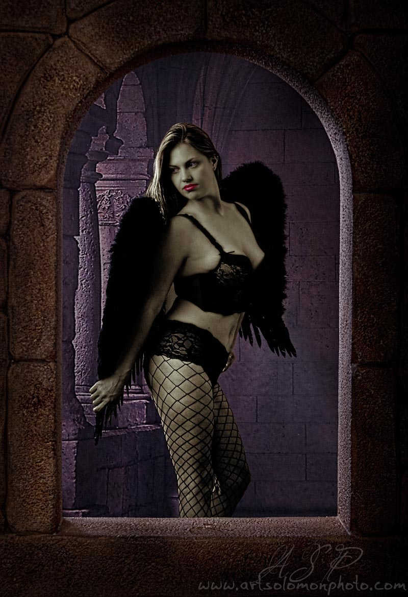 Dothan, AL Aug 16, 2010 Dark Angel of Forbidden Love