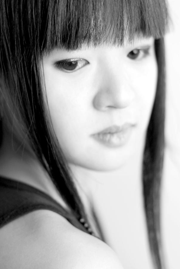Female model photo shoot of Amythia by Patrick Chenier